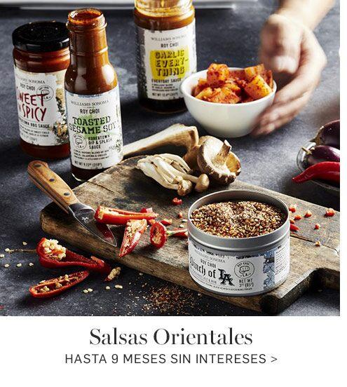 Salsas Orientales
