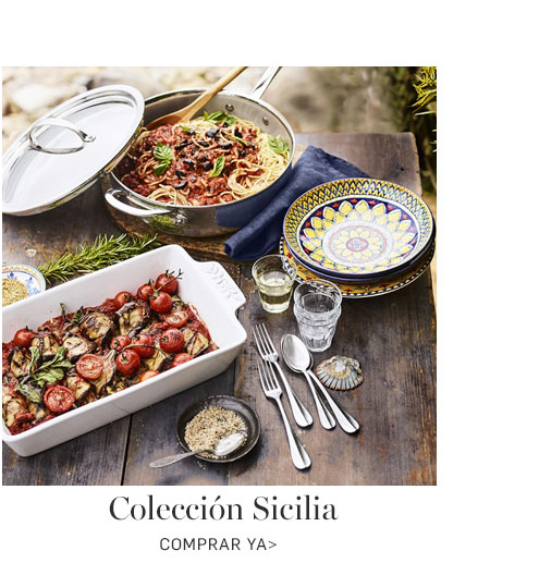 Colección Sicilia